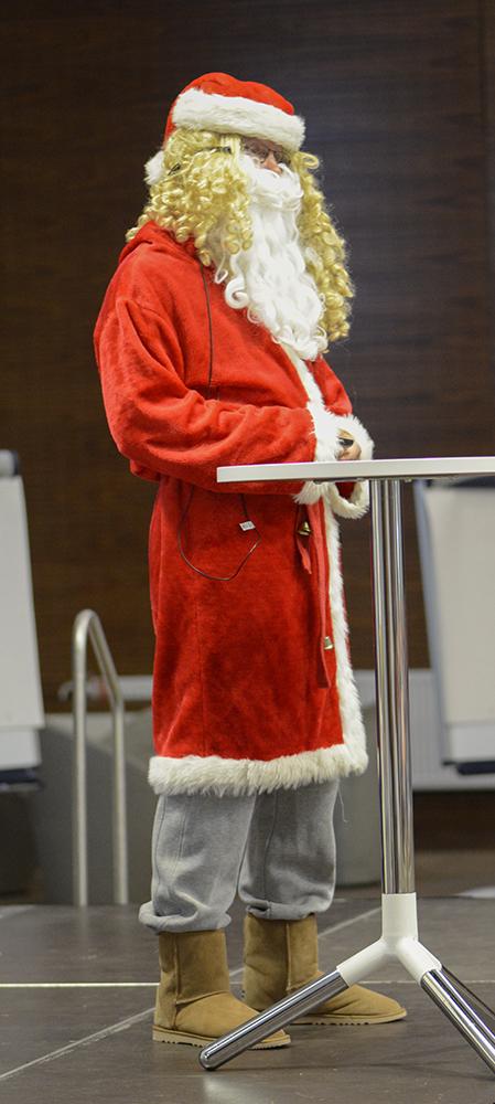 Taitotohtori toivottaa kaikille Taidokasta Joulua!